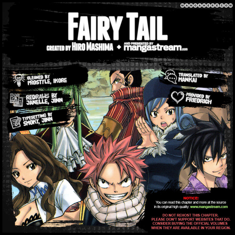 Fairy Tail 318 Page 3