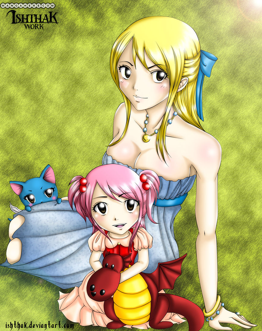 Fairy Tail 323 Page 3