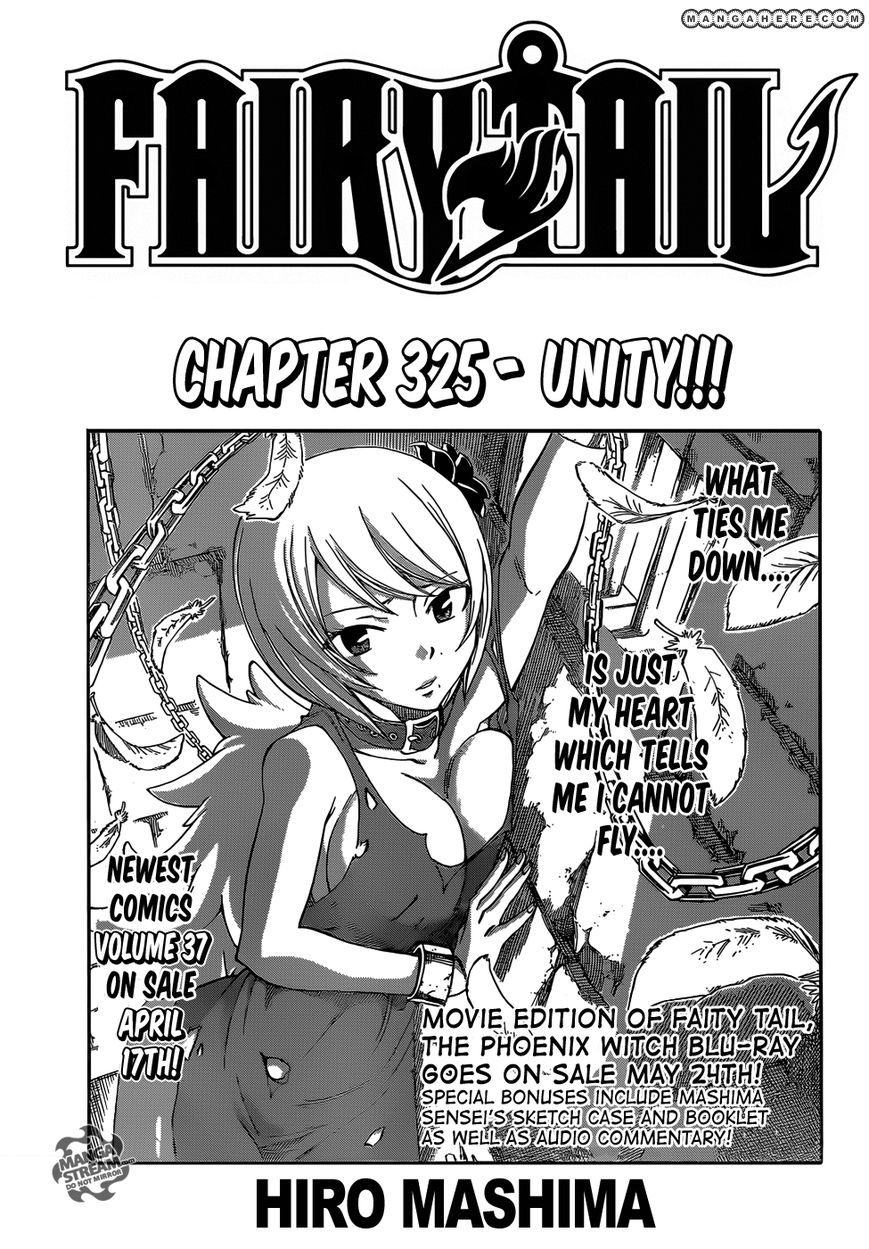 Fairy Tail 325 Page 1