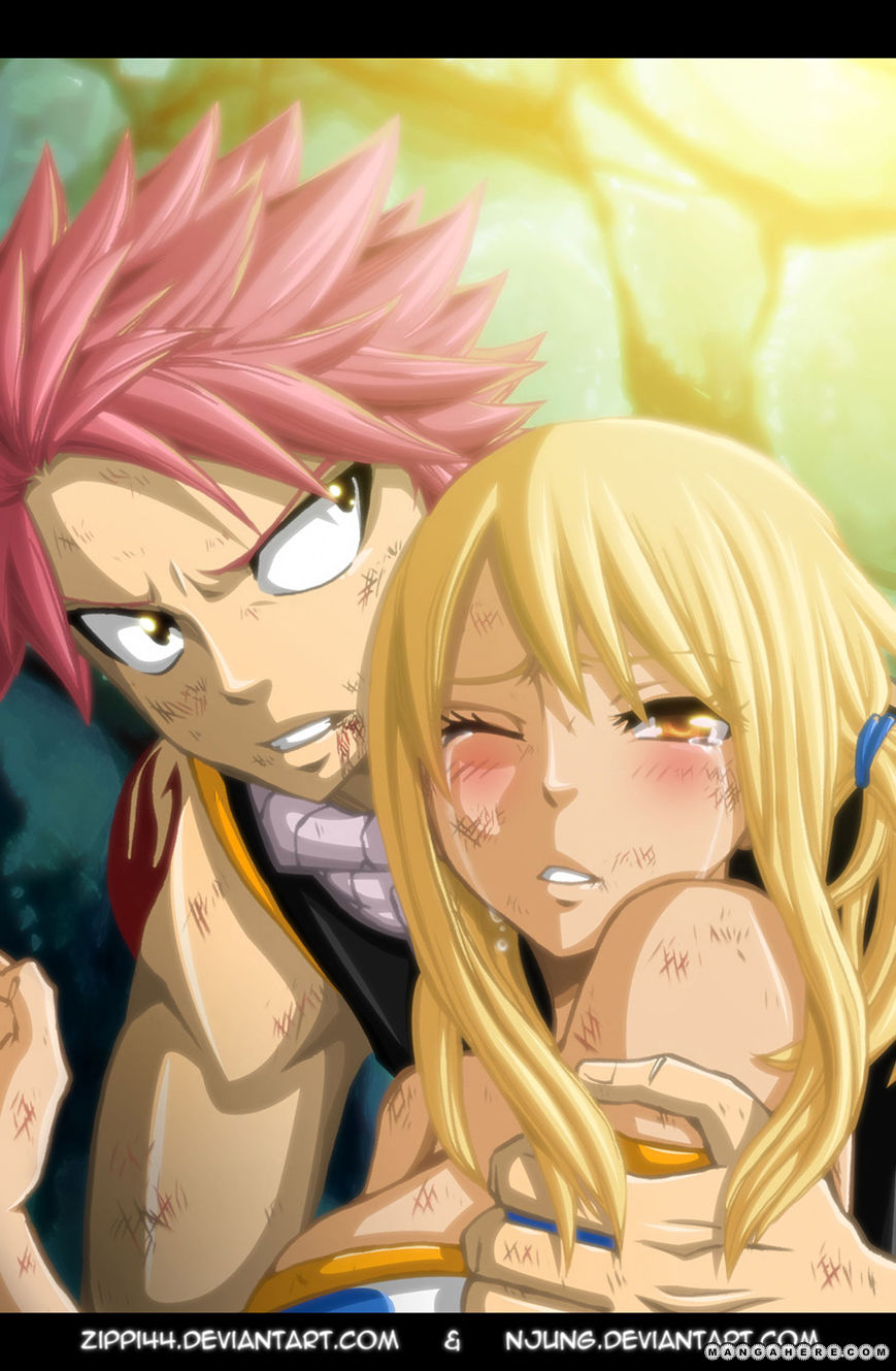 Fairy Tail 328 Page 3