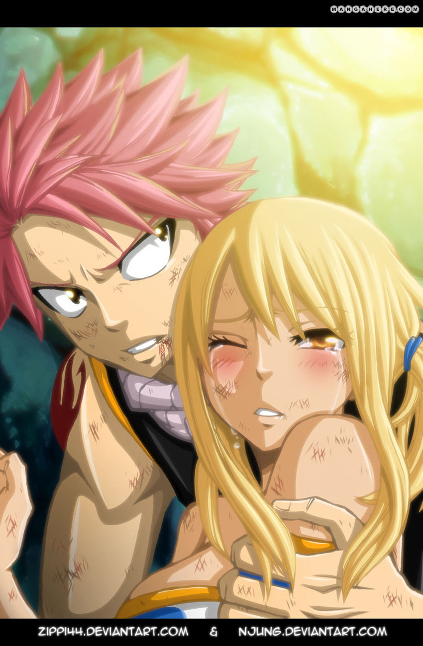 Fairy Tail 330 Page 3