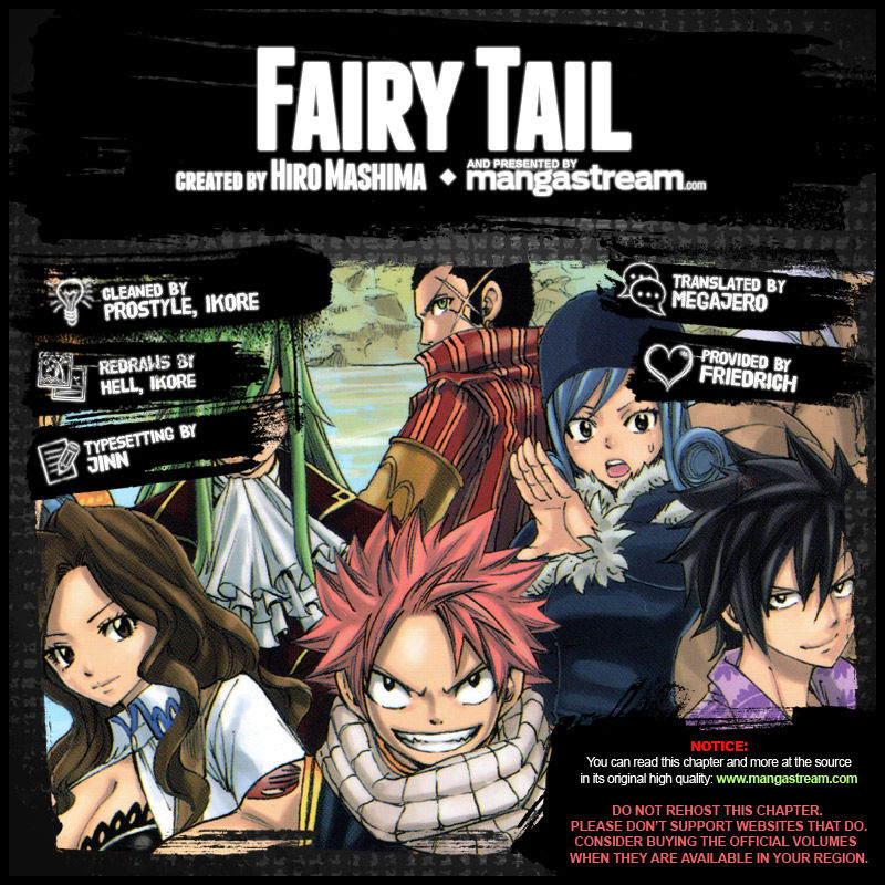 Fairy Tail 340 Page 1