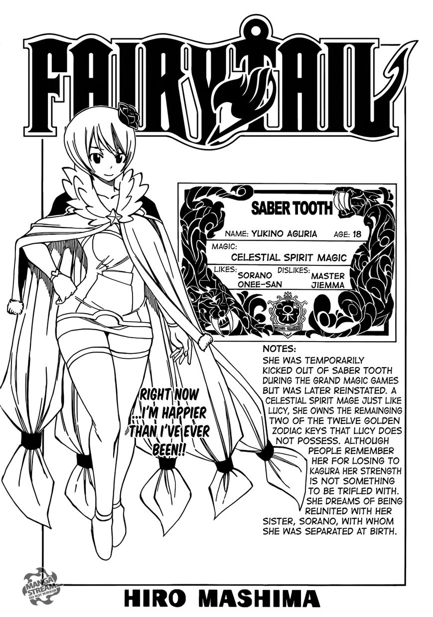 Fairy Tail 348 Page 1