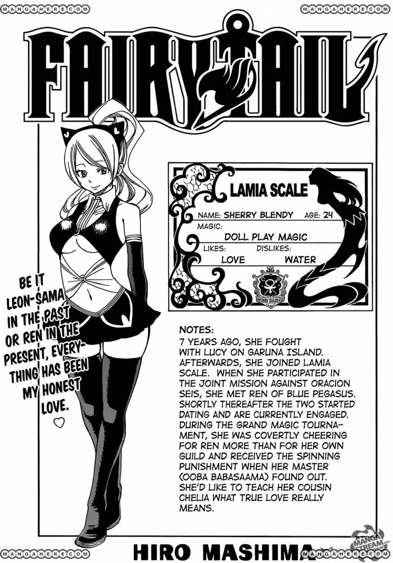 Fairy Tail 357 Page 1