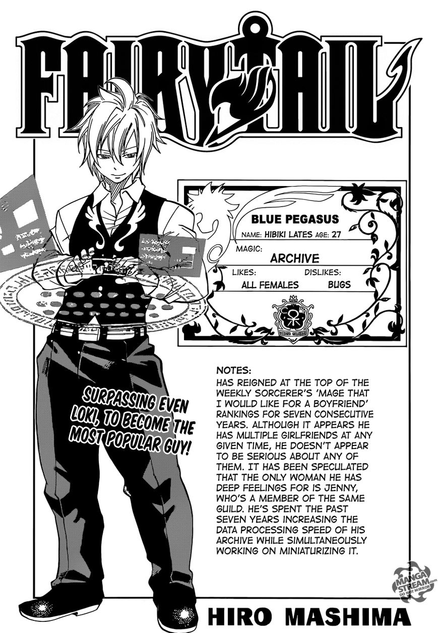 Fairy Tail 359 Page 1