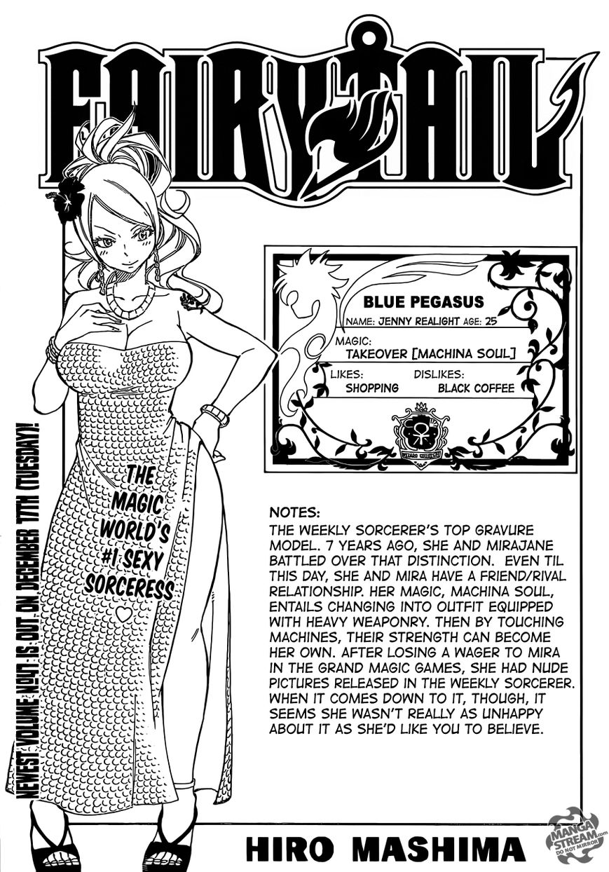 Fairy Tail 362 Page 1
