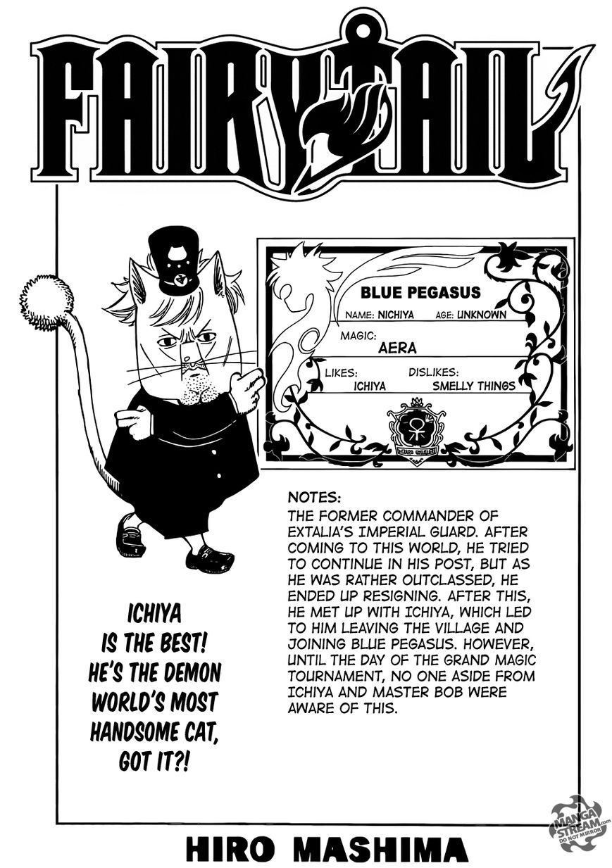 Fairy Tail 363 Page 1