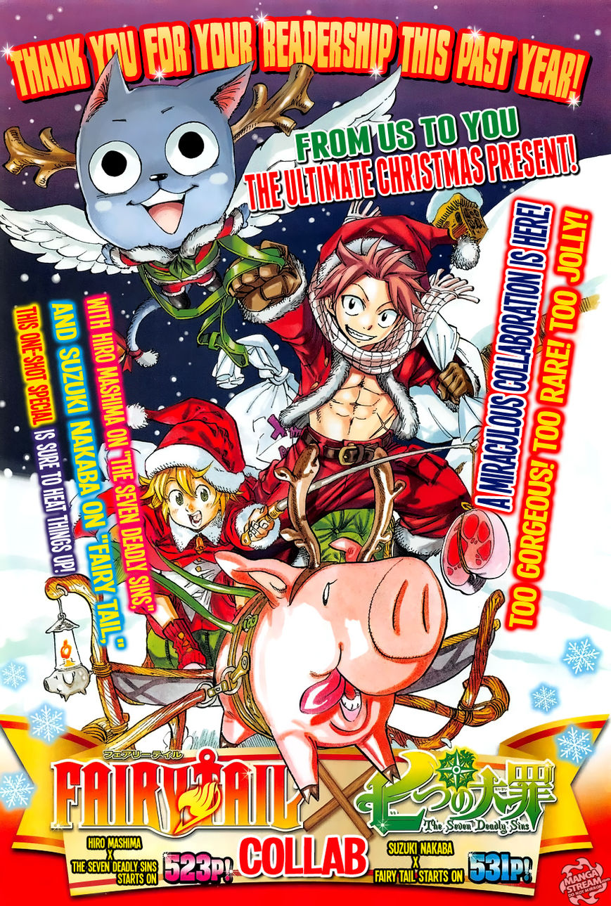 Fairy Tail 364.5 Page 1