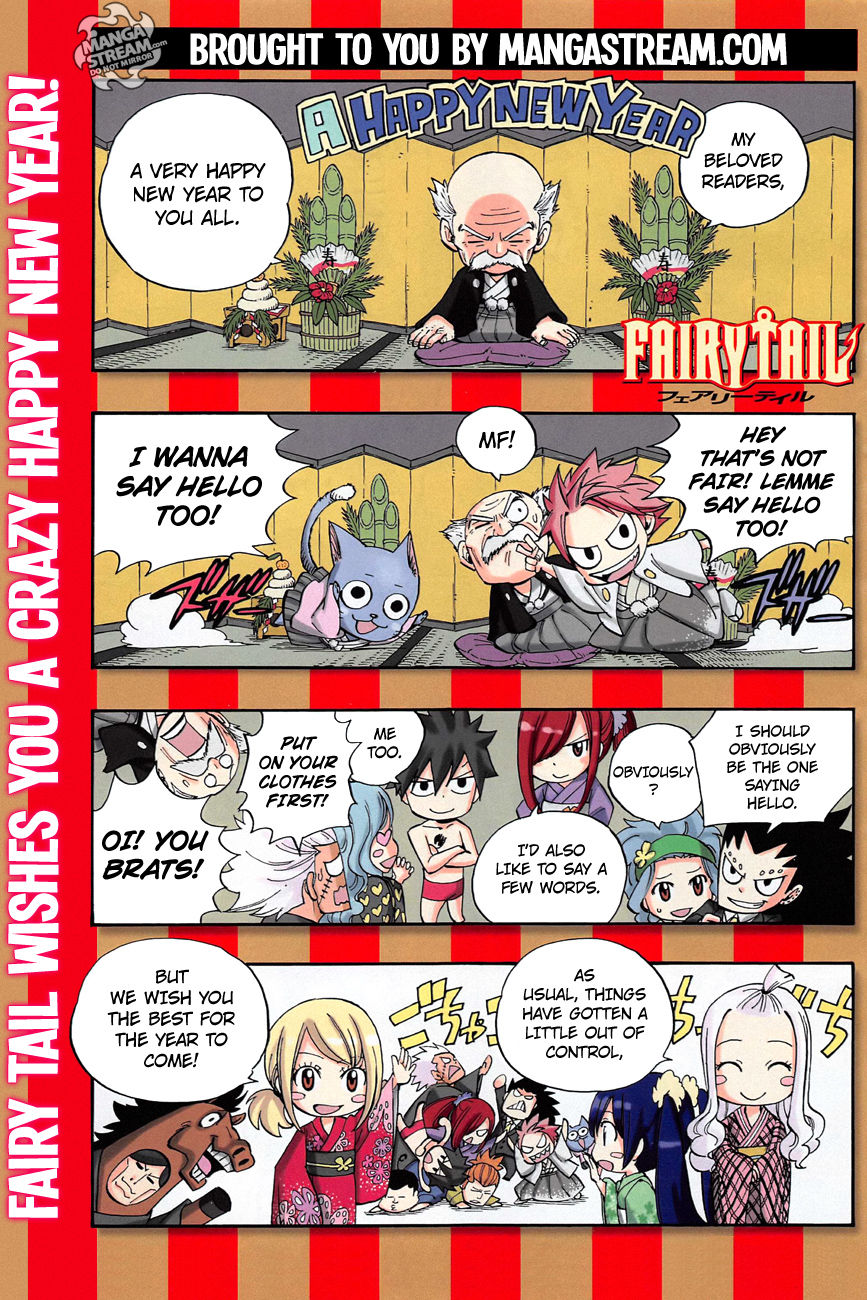 Fairy Tail 365 Page 1