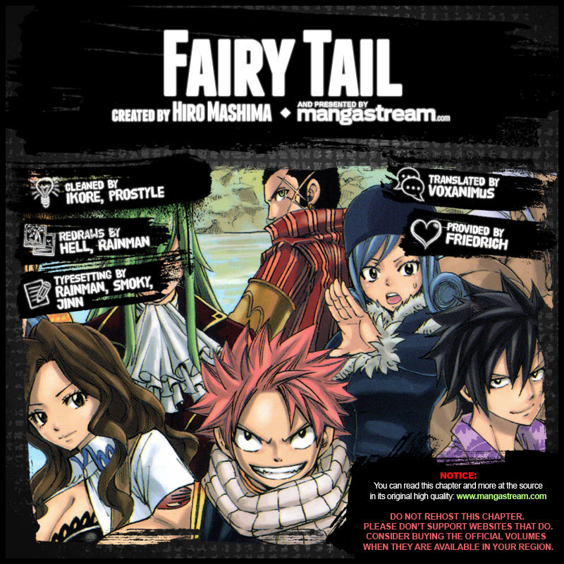 Fairy Tail 374 Page 2