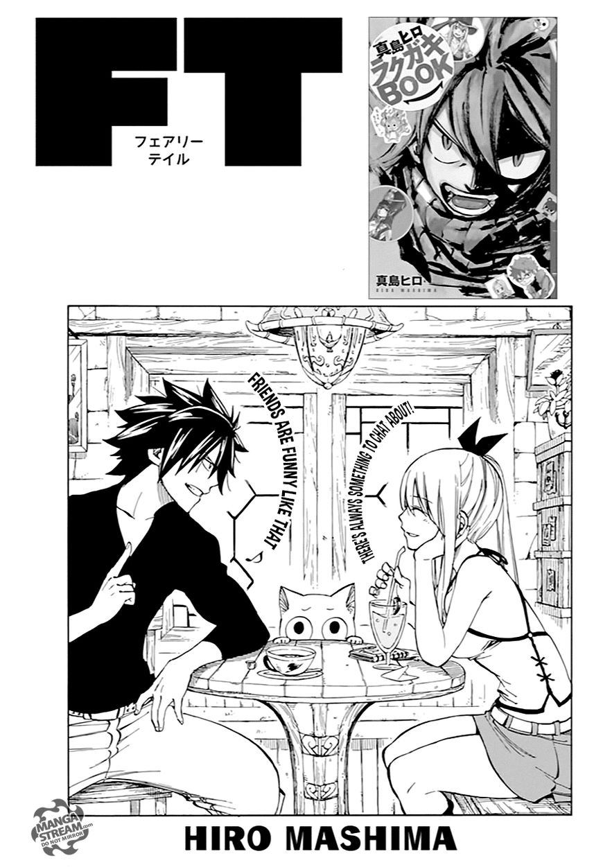 Fairy Tail 521 Page 1