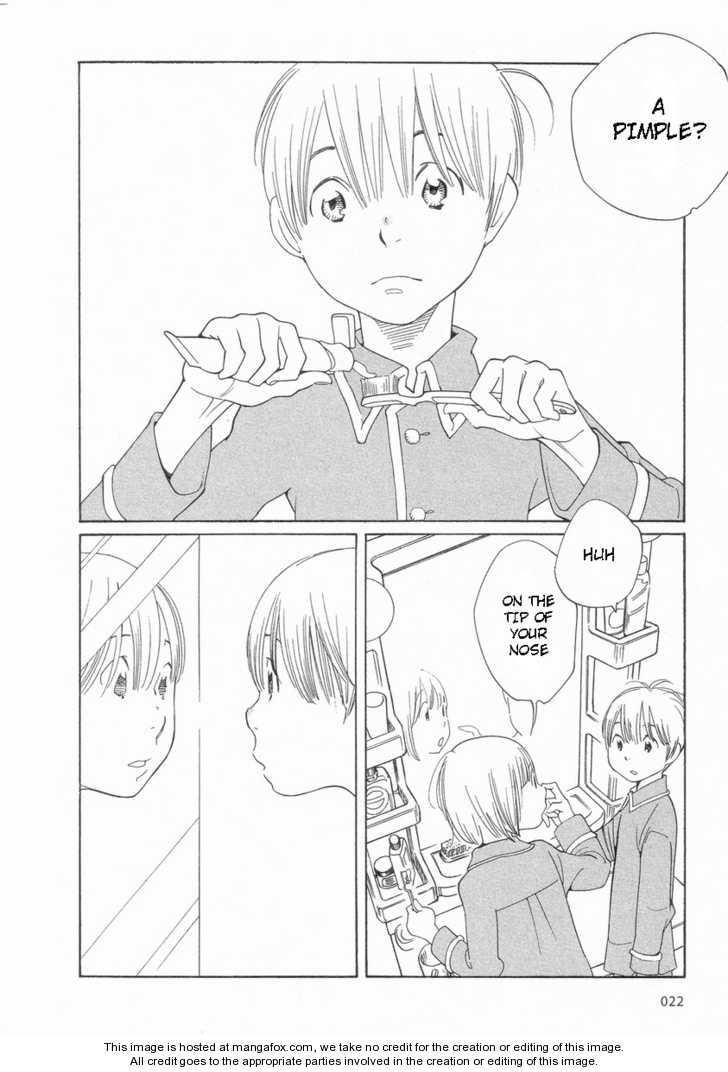 Hourou Musuko 51 Page 2