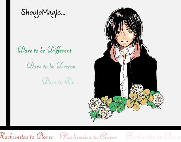 Honey and Clover 8 Page 1