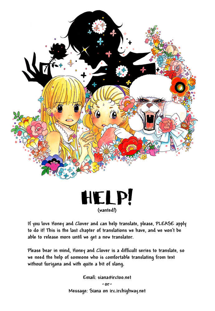 Honey and Clover 10 Page 1