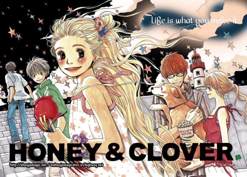 Honey and Clover 12 Page 1