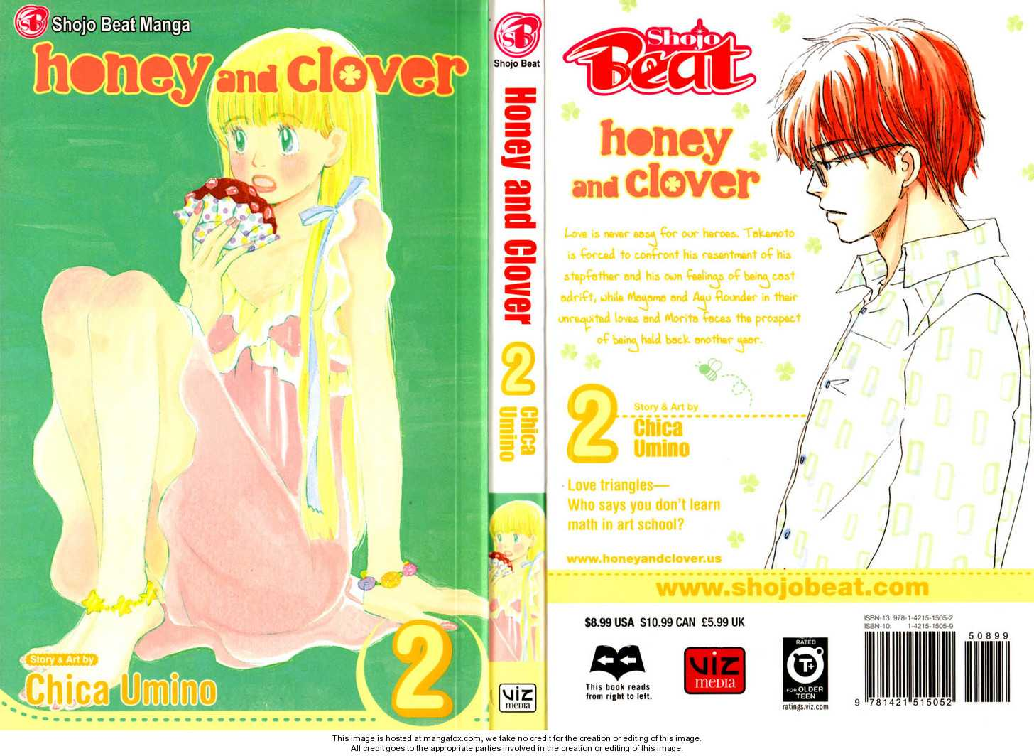Honey and Clover 13 Page 1