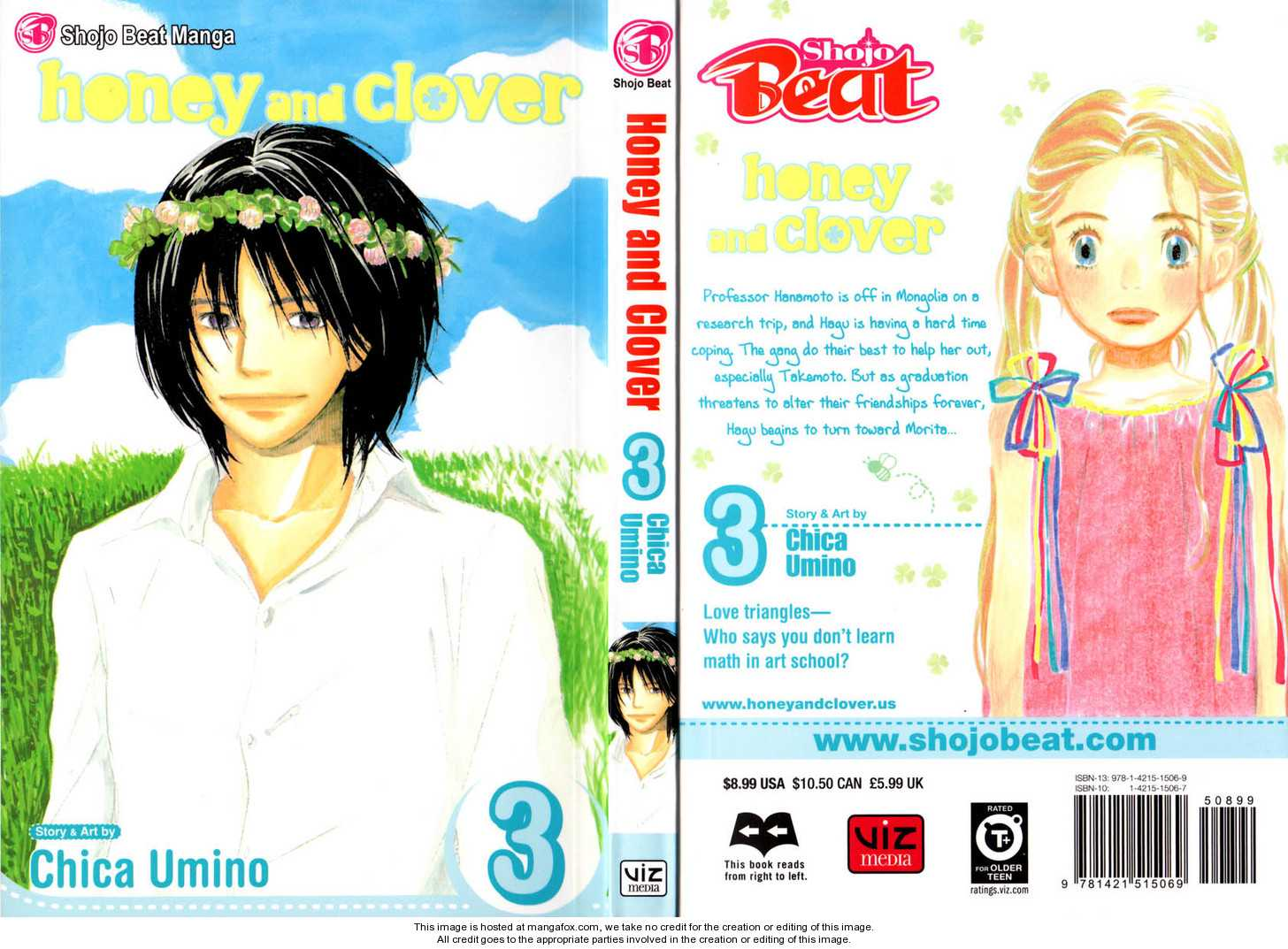 Honey and Clover 0 Page 1
