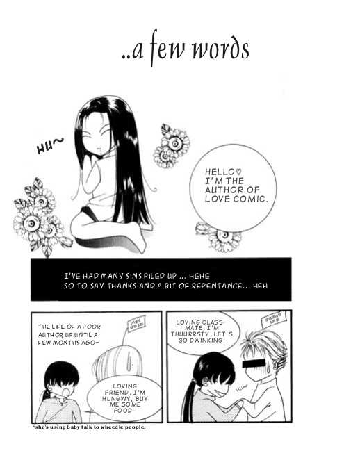 Love Comic 6.1 Page 2