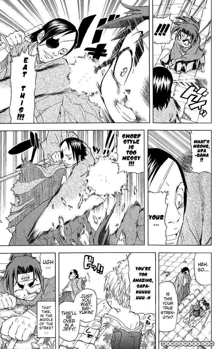 Samurai Usagi 21 Page 5