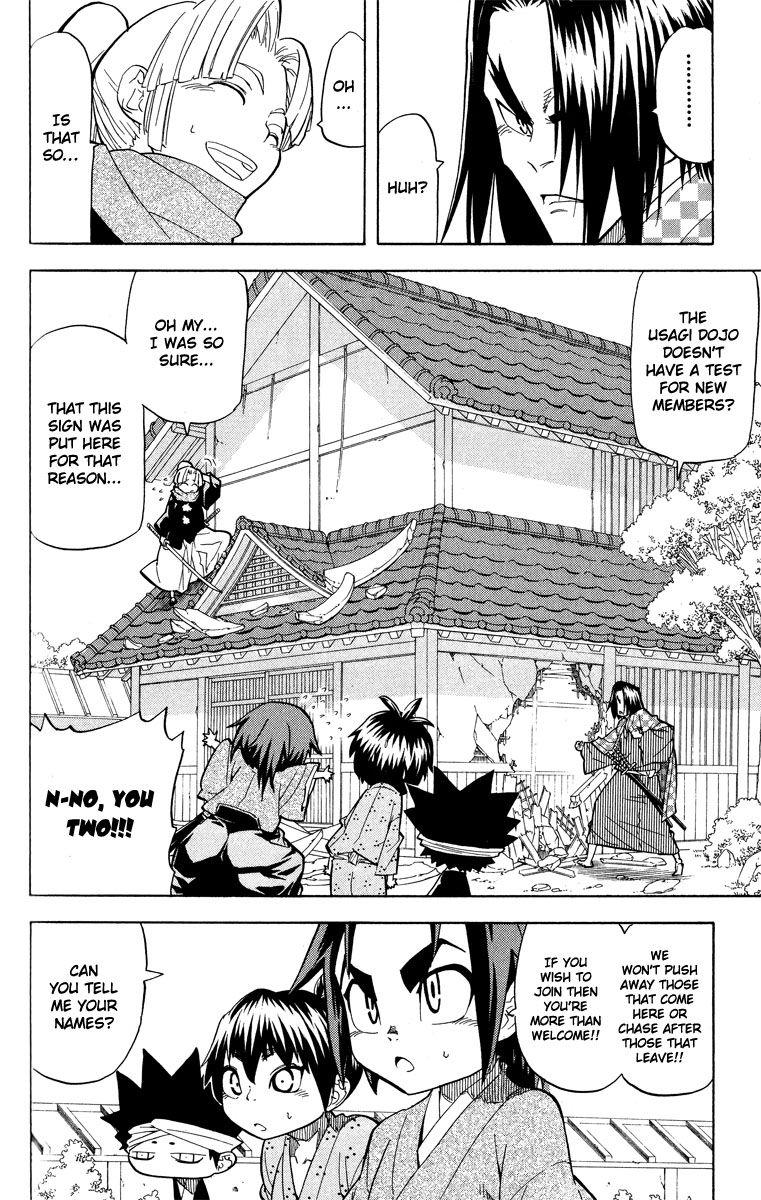 Samurai Usagi 34 Page 2
