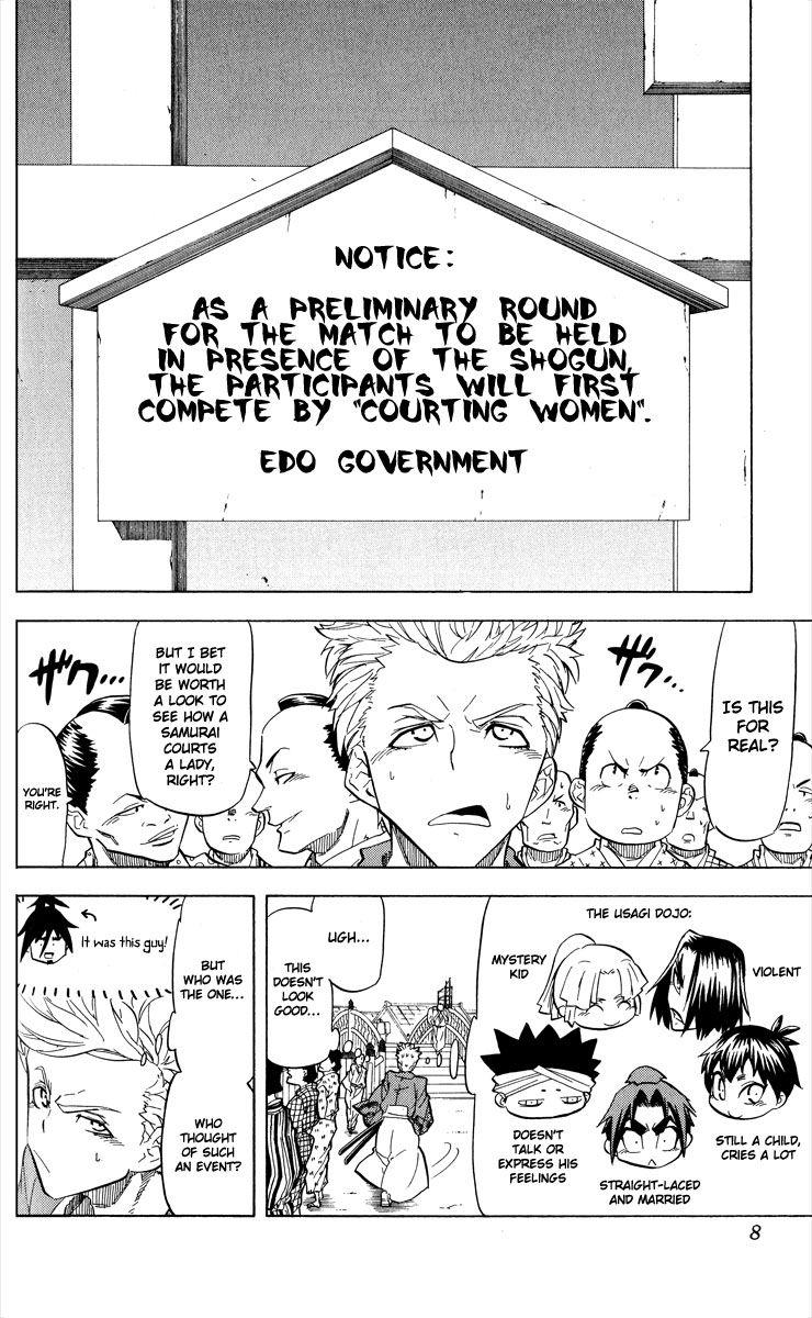 Samurai Usagi 35 Page 3