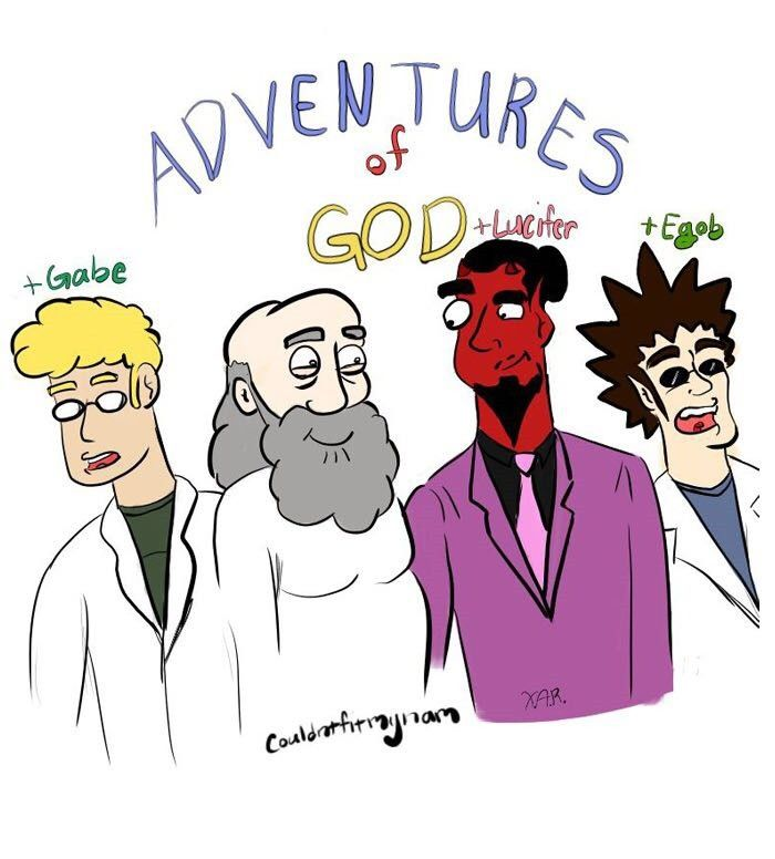 Adventures of God - Chapter 63 - 1