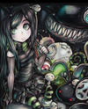 The Crawling City