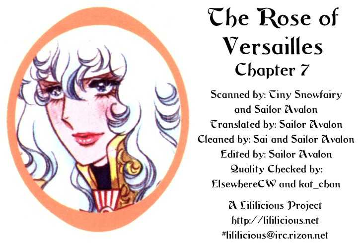 Rose of Versailles 7 Page 2