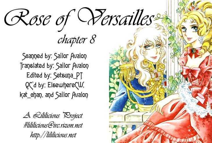 Rose of Versailles 8 Page 2