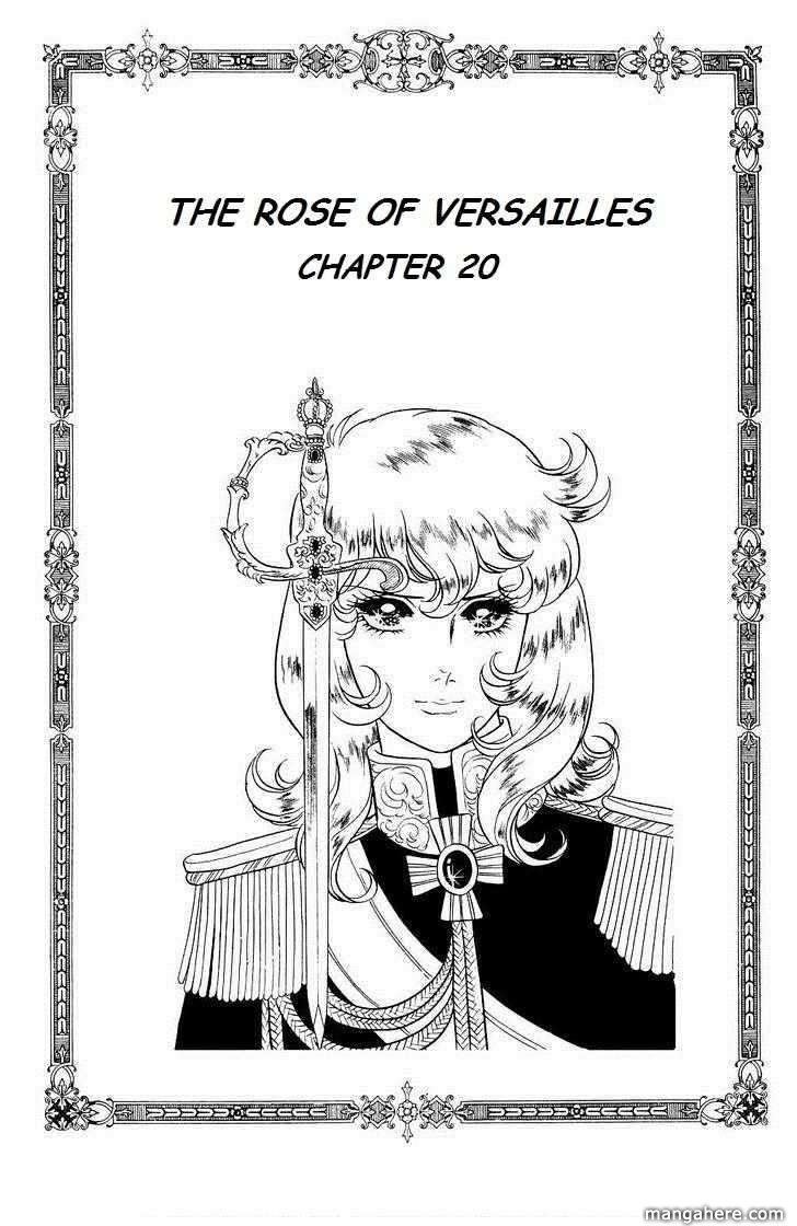 Rose of Versailles 20 Page 1