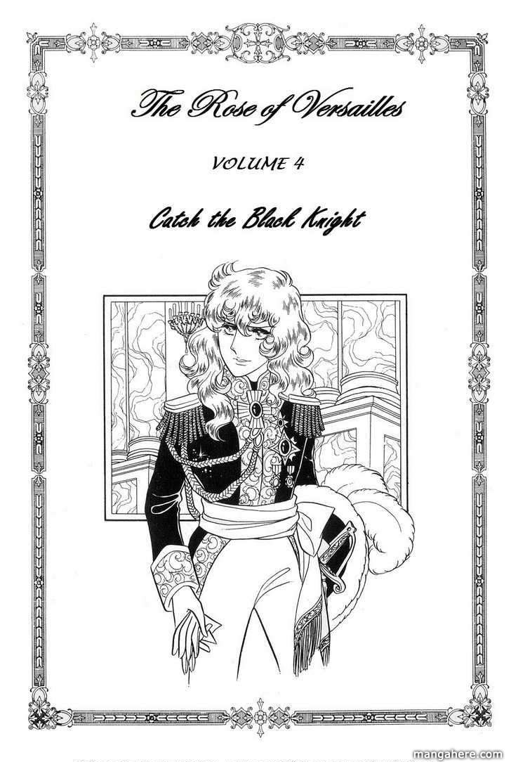Rose of Versailles 21 Page 1
