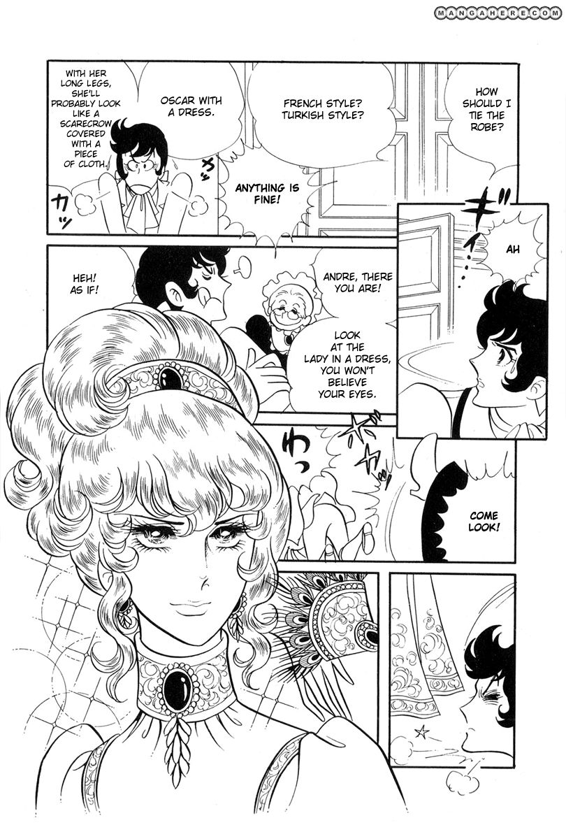 Rose of Versailles 26 Page 3