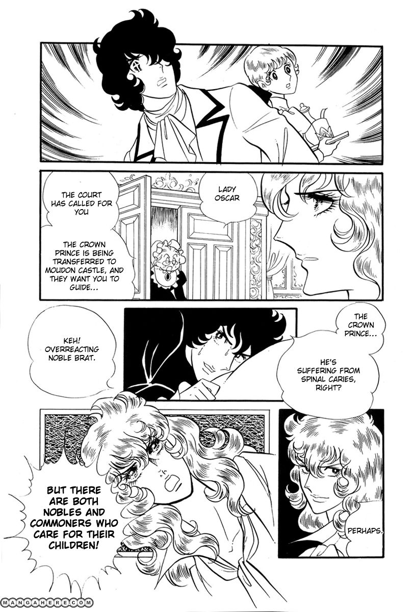 Rose of Versailles 30 Page 3