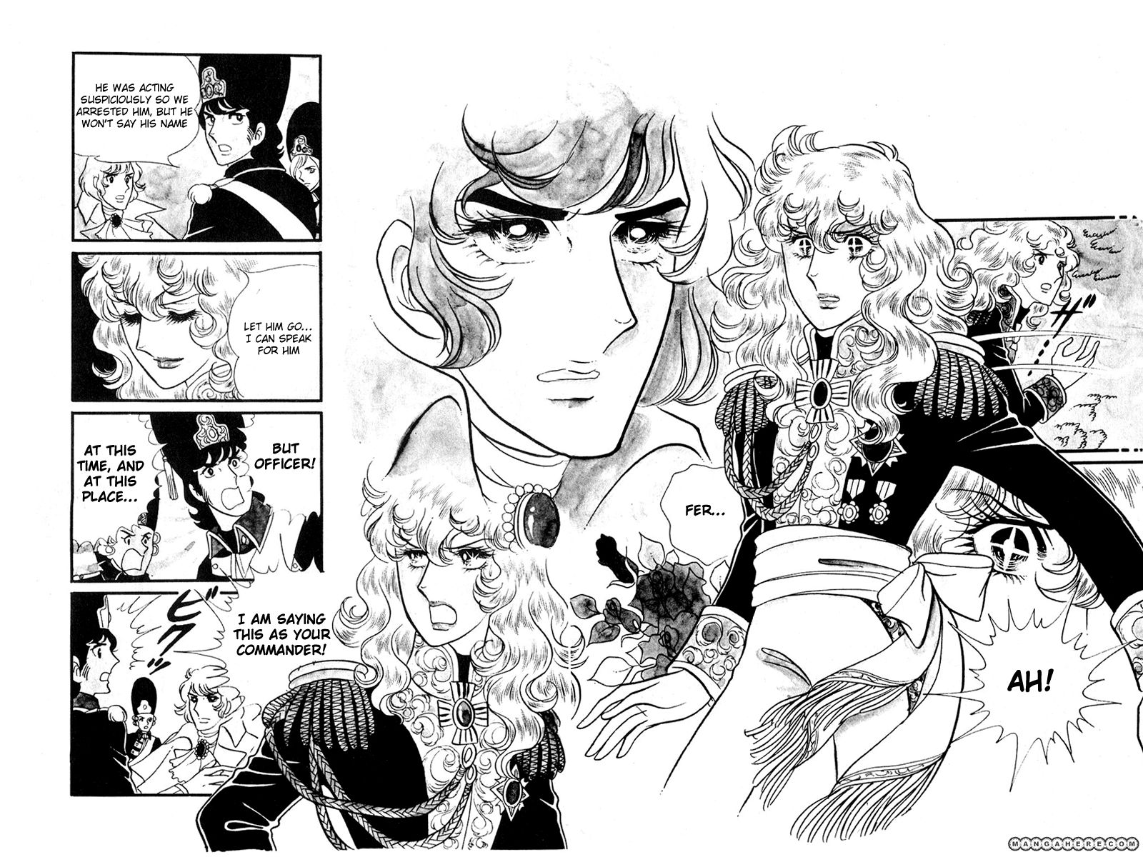 Rose of Versailles 34 Page 1
