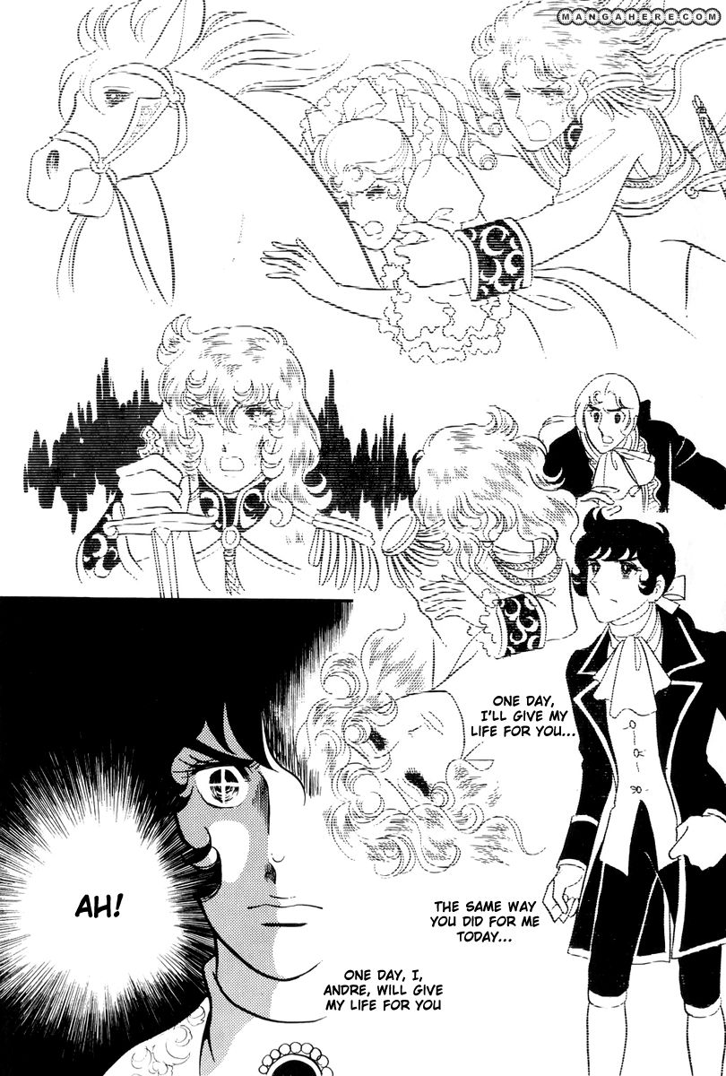 Rose of Versailles 40 Page 3