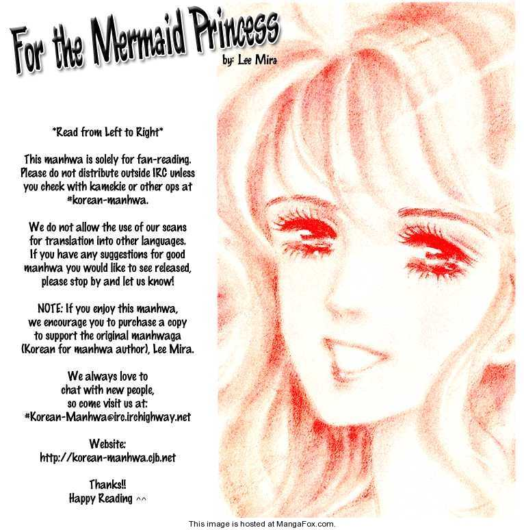 For the Mermaid Princess 10 Page 1
