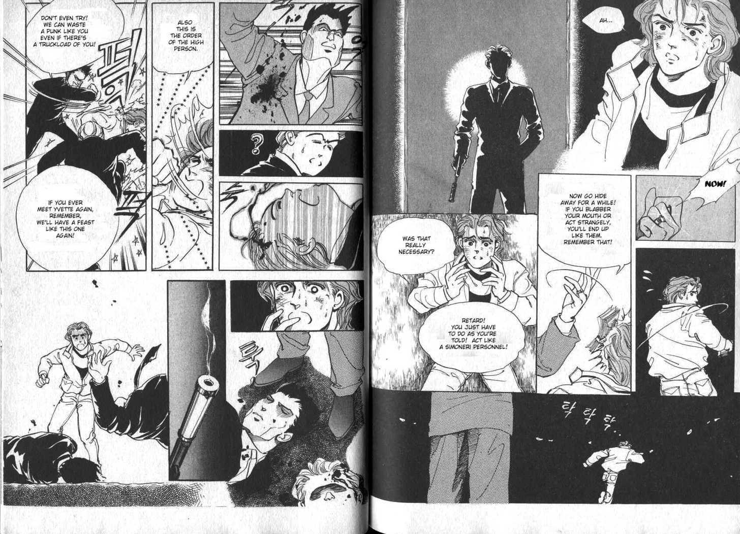 Elio and Yvette 3 Page 3