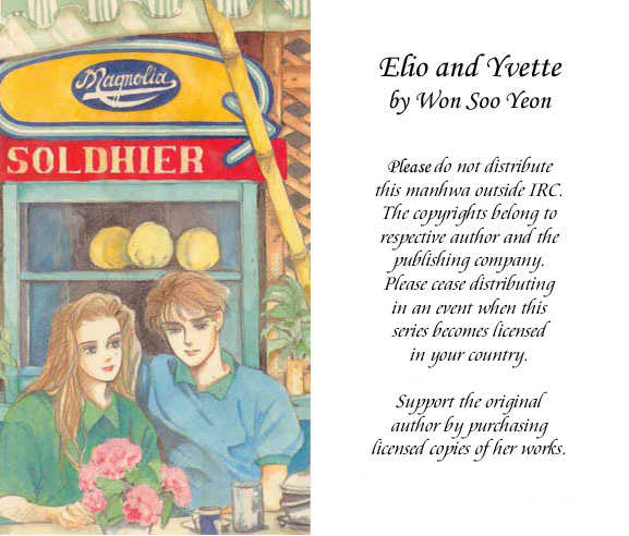 Elio and Yvette 2 Page 1