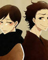 Shouwa Genroku Rakugo Shinjuu dj - A Chance Meeting is Preordained