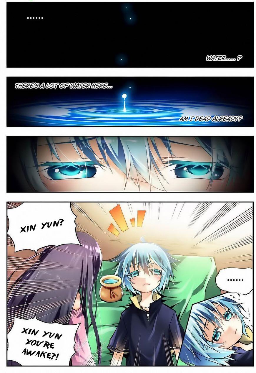 X Epoch of Dragon - Chapter 3 - 2