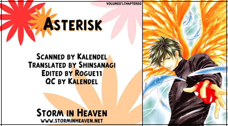 Asterisk 0 Page 1