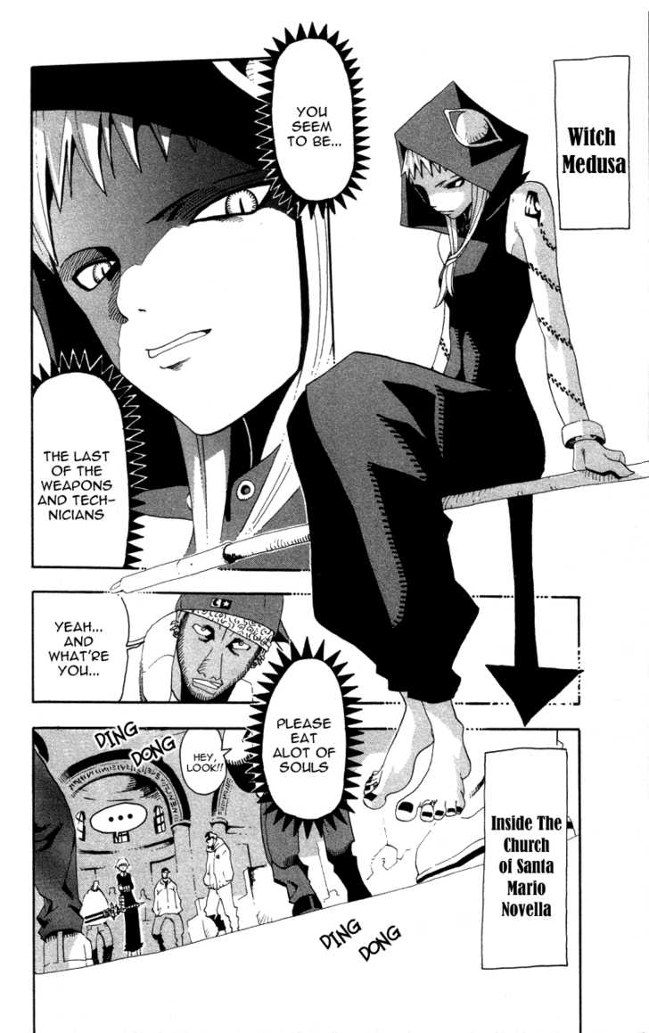 Soul Eater 4 Page 3