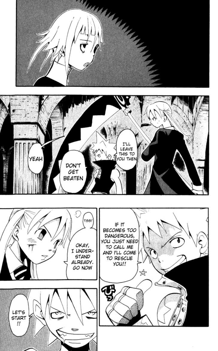 Soul Eater 17 Page 2