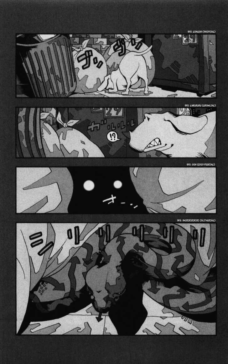 Soul Eater 29 Page 1