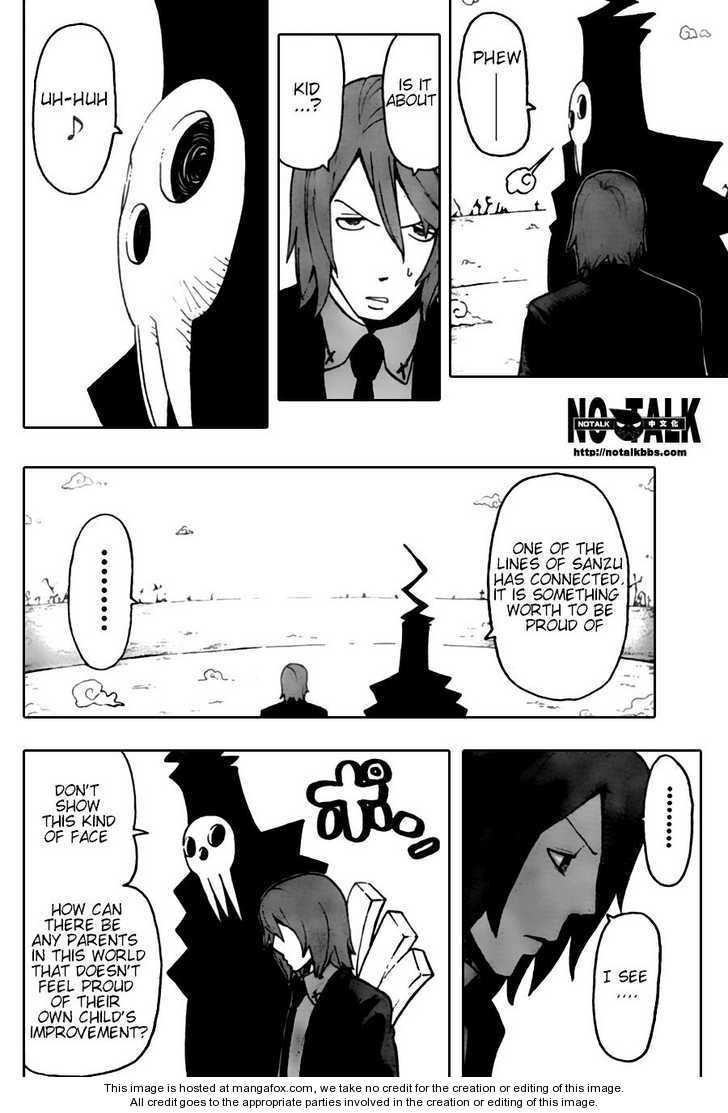 Soul Eater 54 Page 3
