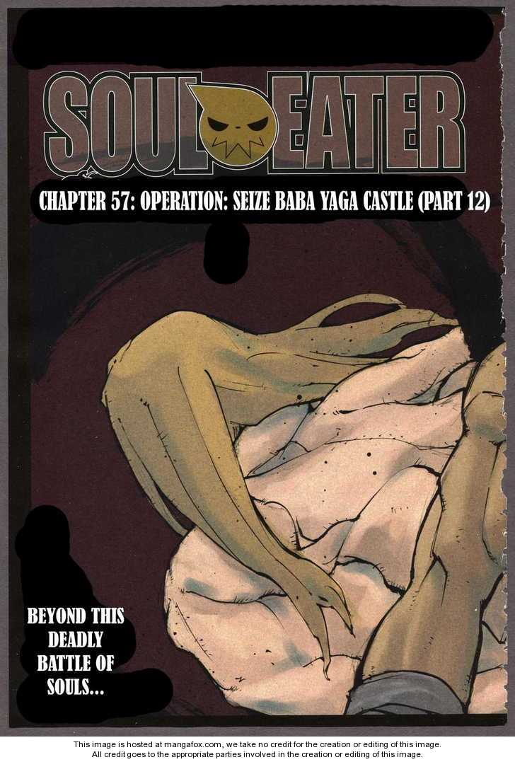 Soul Eater 57 Page 4