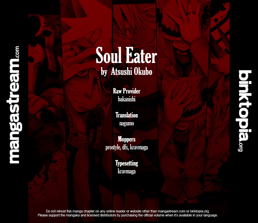 Soul Eater 75 Page 1