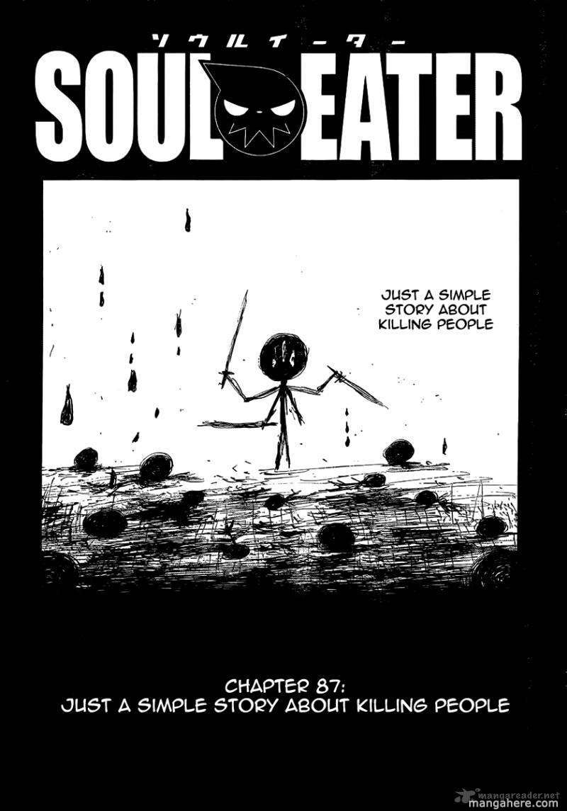 Soul Eater 87 Page 2