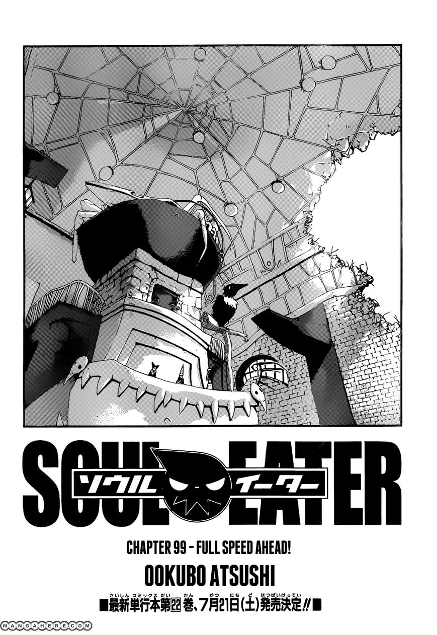 Soul Eater 99 Page 4