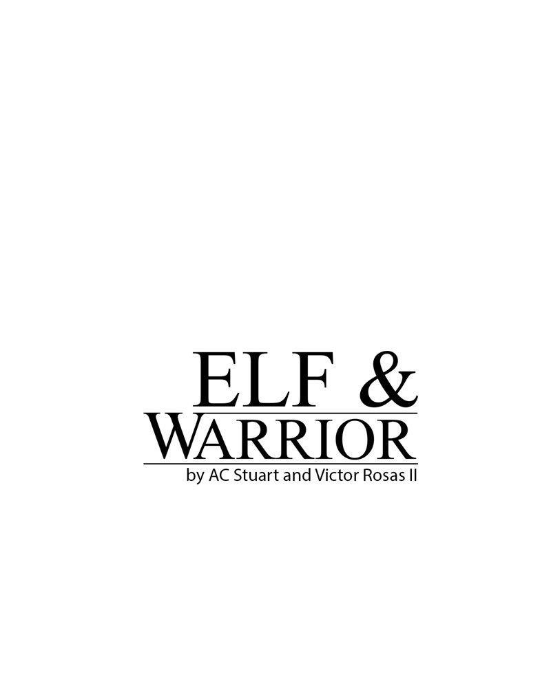 Elf & Warrior 41 Page 1